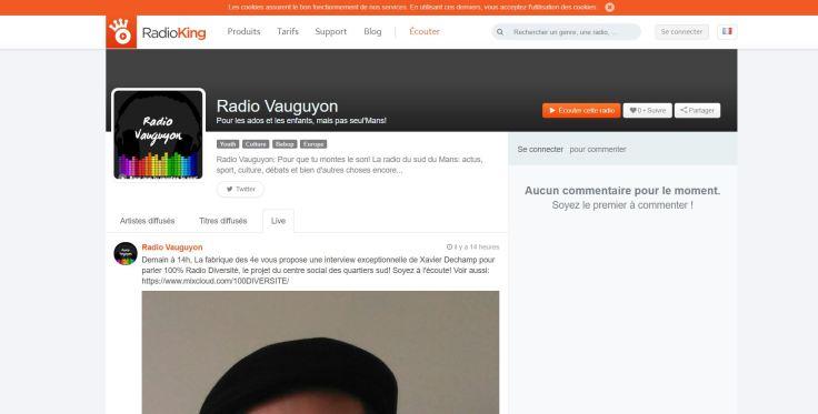 vauguyon radio