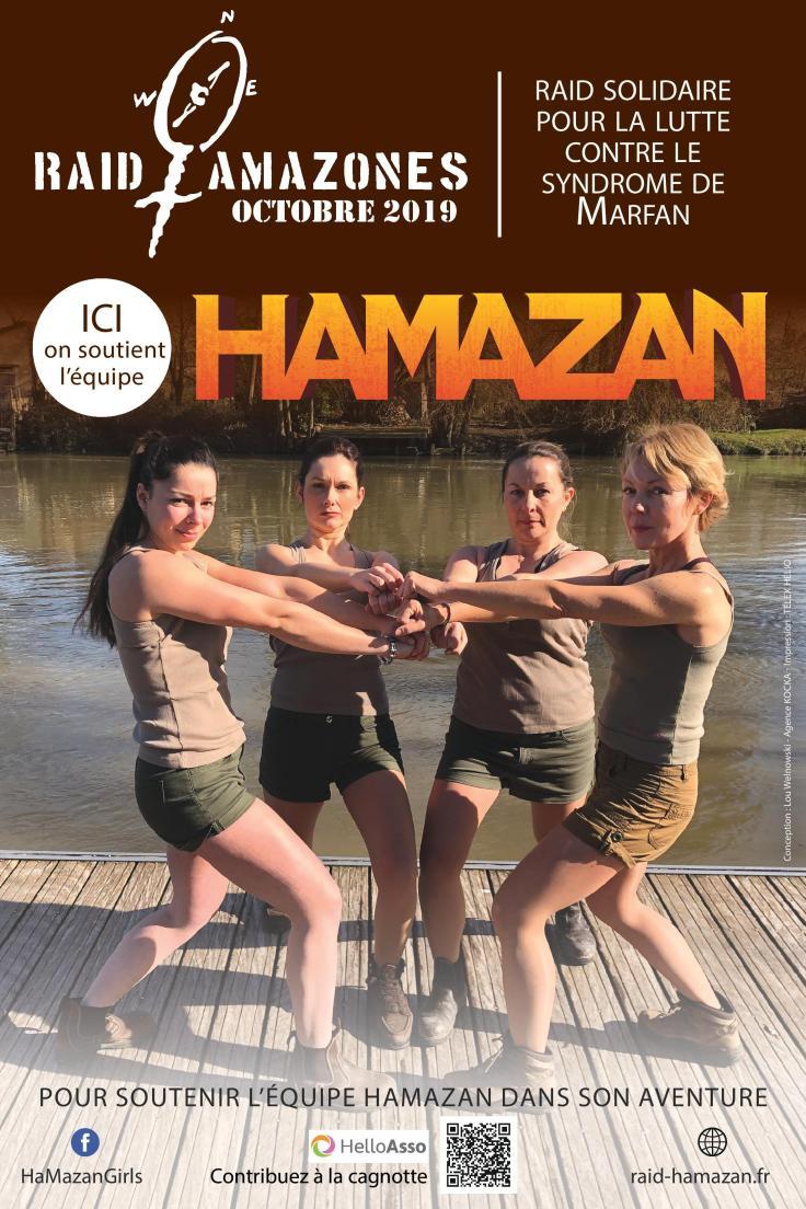 AFFICHE HAMAZAN